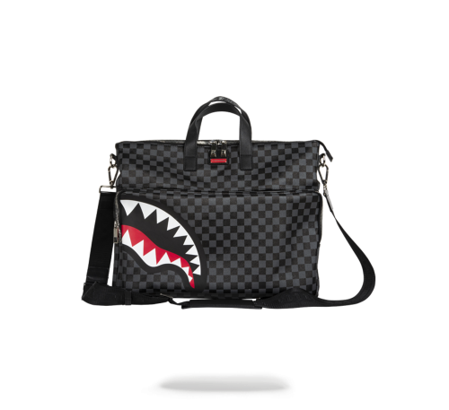 Travelcase Sharks In Paris (Black)
