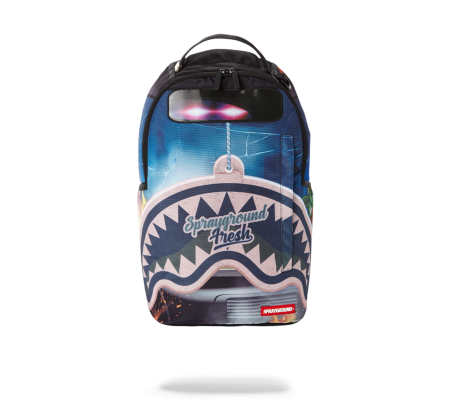 GRAND THEFT SHARK BACKPACK